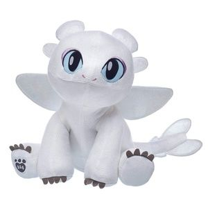 How To Train Your Dragon Light Fury Plush